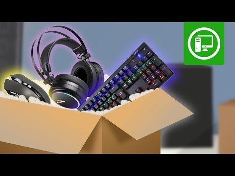 TOP 3 ACCESSOIRES PC GAMER À MOINS DE 40€ !