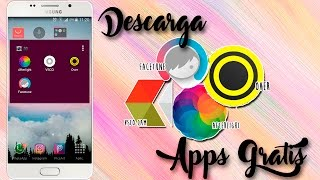 APPS DE EDICIÓN GRATIS|| VSCOCAM-FACETUNE-OVER & AFTERLIGHT || ANDROID