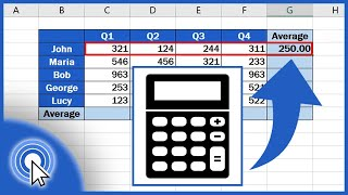 How to Calculate an Average in Excel screenshot 5