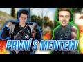 Výhra s MenTem!   Playerunknown's Battlegrounds #01 [MarweX&MenT]