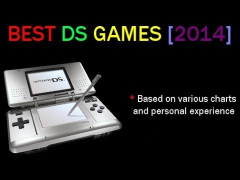 Best DS Games - 2014