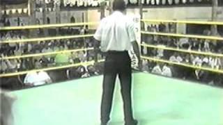 John Bronson vs Giovanny Nieves