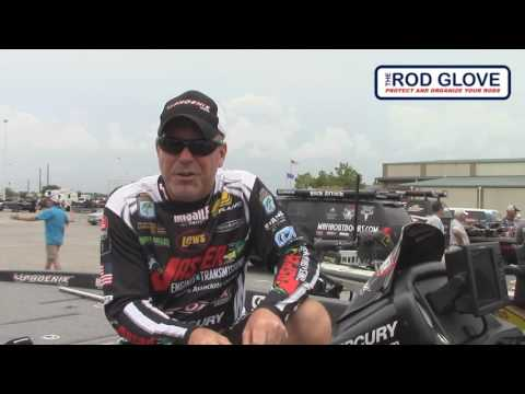 A Rod Glove message from Chad Morgenthaler