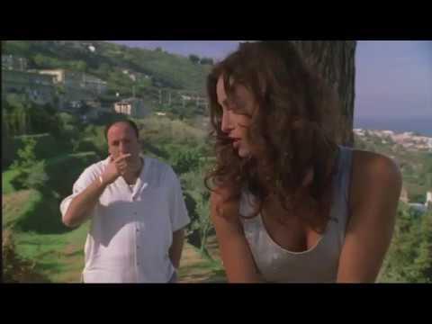Tony Meets With Annalisa  The Sopranos HD