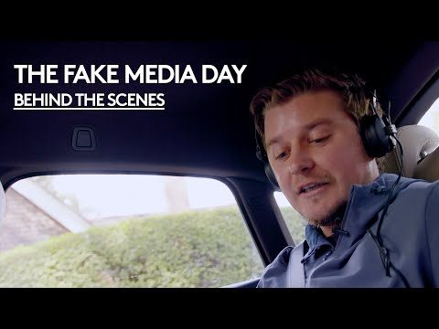 The Fake Media Day - Behind the Scenes