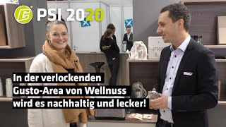 cyber-Wear @ PSI 2020 - Interview mit Wellnuss
