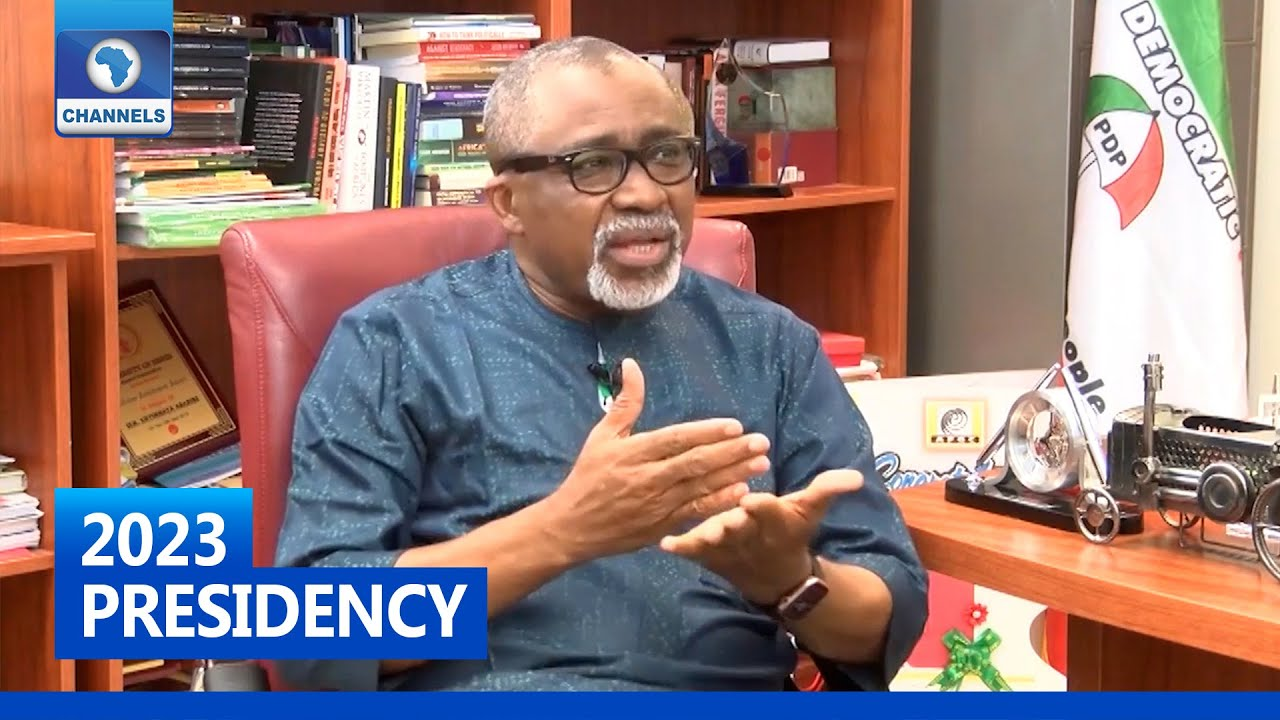Download Abaribe On IPOB Agitation, National Security, 2023 Presidency | Political Paradigm