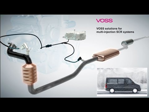 VOSS Multi-Injection SCR