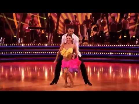 Janel Parrish & Val Chmerkovskiy - Samba