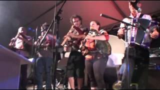 RAULHAC(15)août 2013 Musiciens régionaux Accordéon Cabrette 2