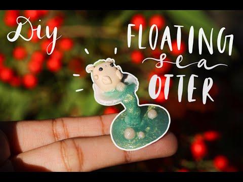 DIY FLOATING Sea Otter