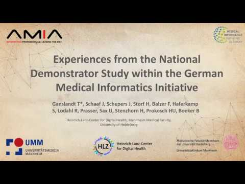 AMIA 2019 Video Abstract