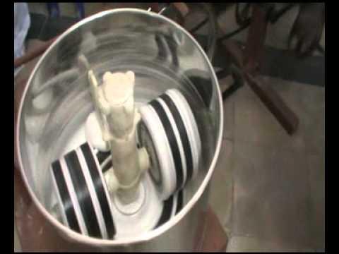 Pedal Powered Grinder Cum Washing Machines
