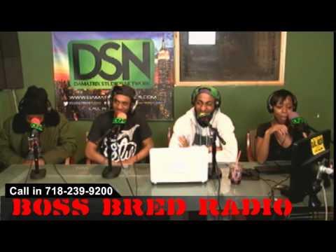 Urban Wallstreet Interview @ Boss Bred Radio