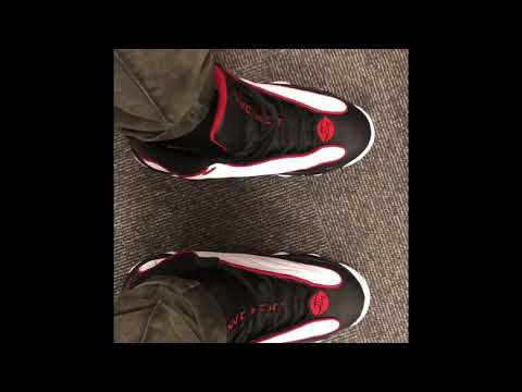 "64be1ca333a Jordan jumpman pro strong aka ""Vin Bakers   review - YouTube"