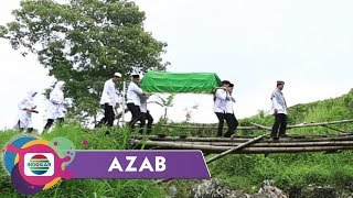 AZAB - Keranda Jenazah Berat Sampai Jembatan Ambruk Karena Semasa Hidup Zalim