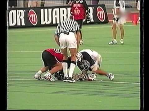 1998 World Lacrosse Final USA v Canada