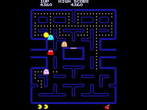 Pacman Stage 1 Perfect Score - 14800