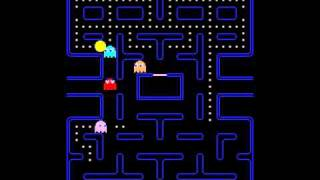 Repeat youtube video Pacman Stage 1 Perfect Score - 14800