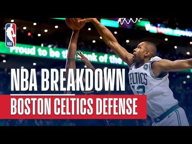 NBA Breakdown: Best of Boston Celtics Defense