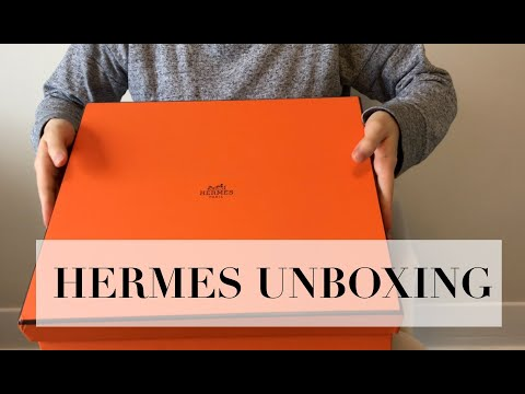 Holy Grail Hermes Unboxing