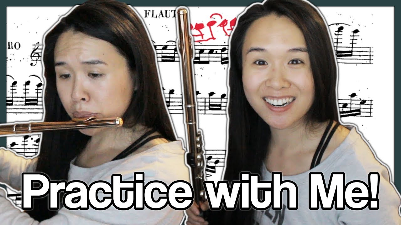 Practice with Me! - Kuhlau Grand Solo #1: Allegro vivace