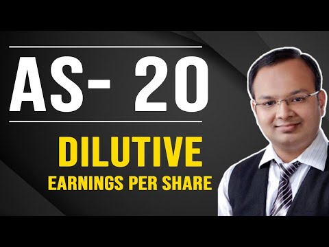 #2 | AS -20 | Earnings per share | Dilutive EPS
