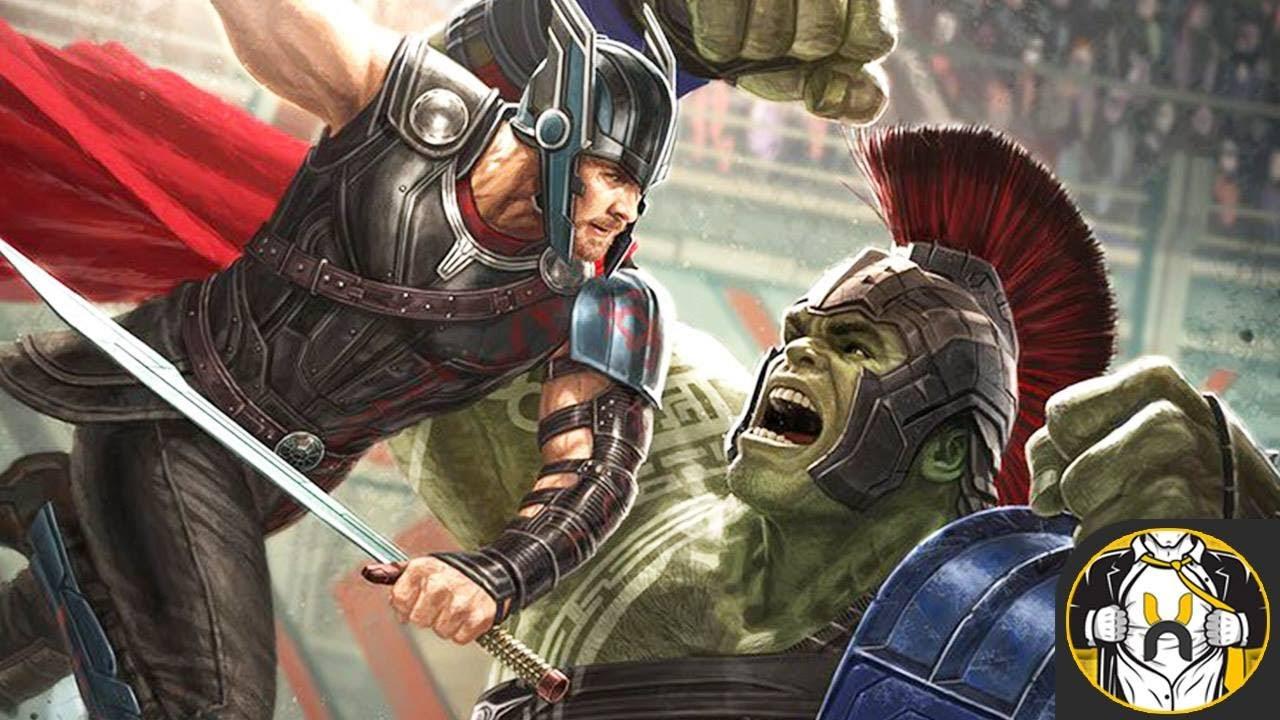 Thor: Ragnarok's New Poster Unites Thor And Loki
