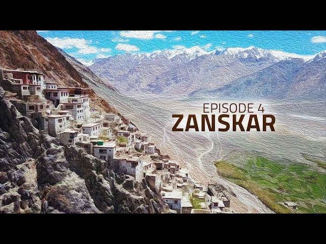 Zanskar - The Place Where Roads End | Those Who Arrived | Beyond Ladakh: E04 | Ethereal