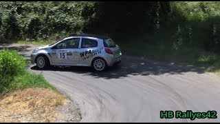 Rallye du Saint Marcellin 2018 (Attack and show)[HD] By HB Rallyes42