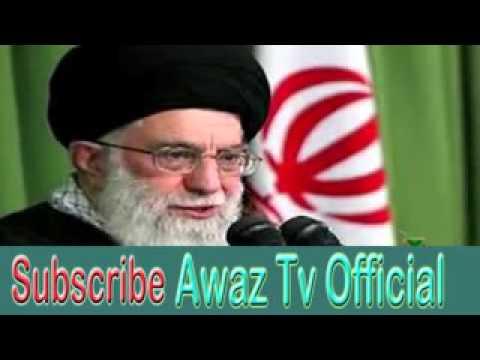 Pakistani Media Reaction On Iran Relationship With Pakistan  Awaz Tv Official