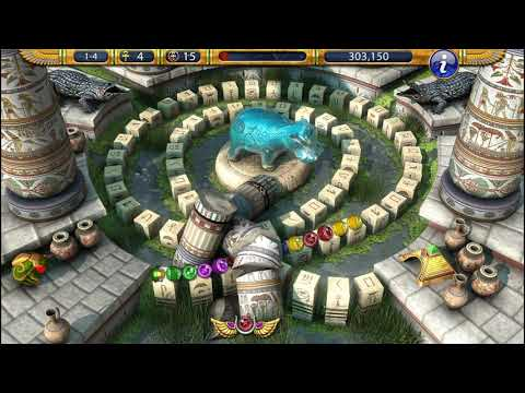 Luxor 2 HD Gameplay #1 |