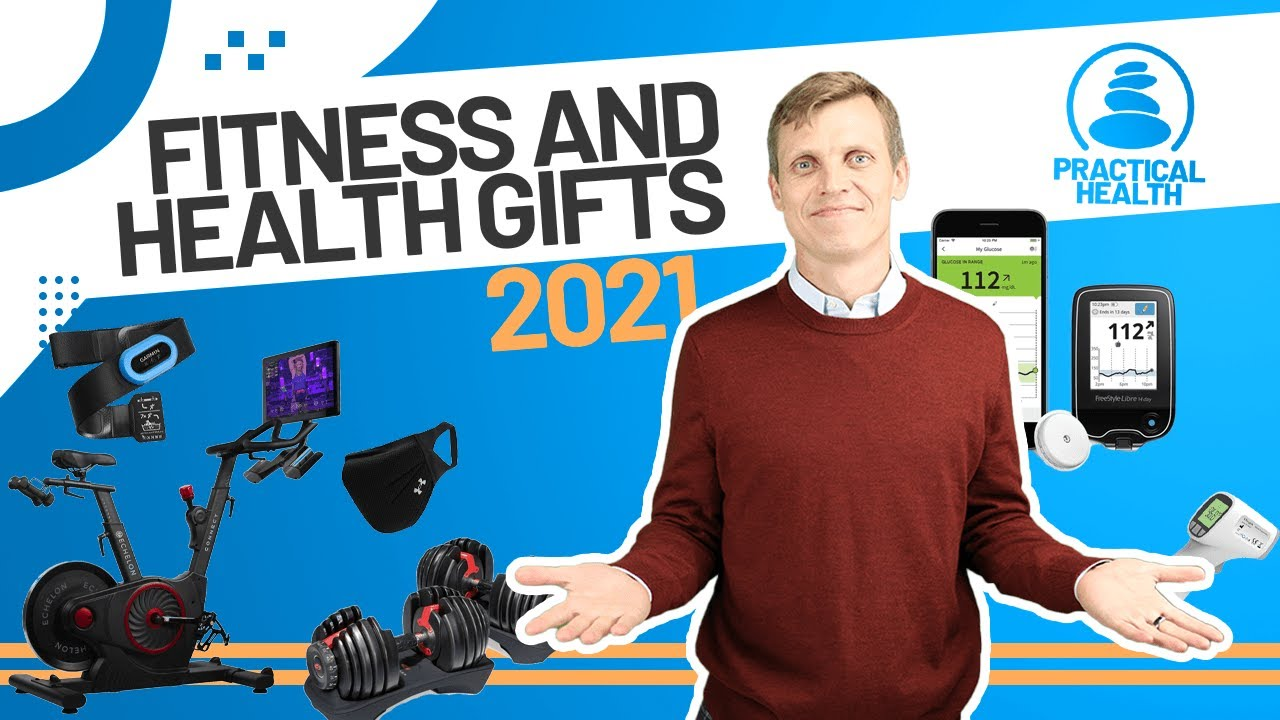 25 Fitness and Health Gift Ideas 2021