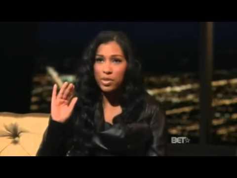 The Mo'Nique Show - Interview with Melanie Fiona