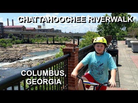 Chattahoochee RiverWalk - Columbus, Georgia