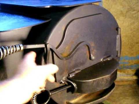 Orley steel wood stove - Orley Steel Wood Stove - YouTube