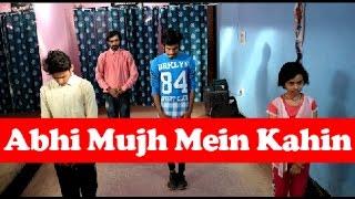 Abhi Mujh Mein Kahin | Contemporary Dance Performance By Jeckson, Areef, Raaz and Ayasha