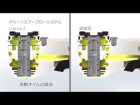 プロモーションビデオ | 歯科用ハンドピースメンテナンス装置 ルブリナ2