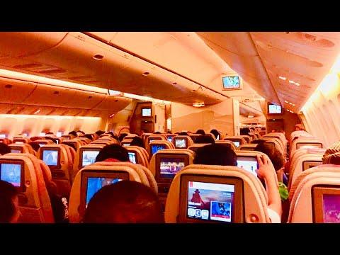 [NEW] [TRIP REPORT] Emirates | EK333 Manila-Dubai | Boeing 777-300ER | Economy Class