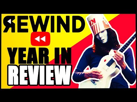 Buckethead Rewind  - Year in Review 2018