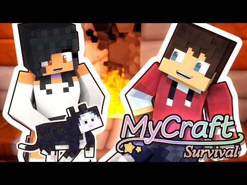 Fire in The House! | MyCraft Minecraft Survival | Part 7