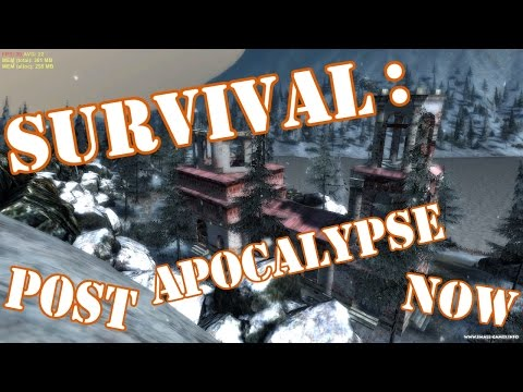Survival! Post Apocalypse Now Review / Gameplay! - Weekly Indie Newcomer