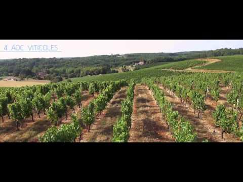Lot-et-Garonne, nature et paysages