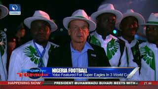 Russia 2018: How Super Eagles Can Outclass Opponents,Joseph Yobo Gives Tips |Sports Tonight|