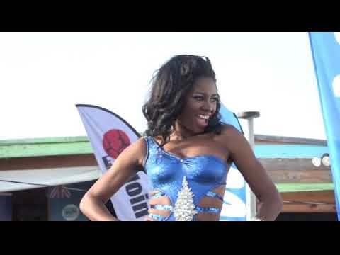 MISS CARIBBEAN CULTURE SWIMWEAR 2017 SEGMENT 1