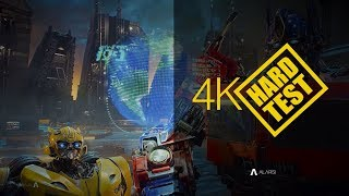 Alarsi - Power Yellow - Hard Test 4K
