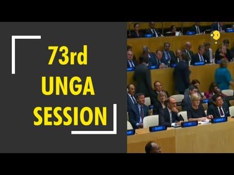 73rd UNGA session: Pakistan under UN lens on terror