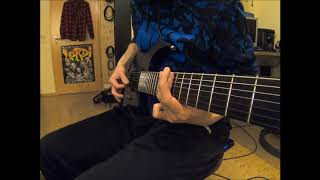 Lordi - Horror For Hire (guitar cover)