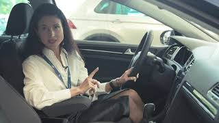 Онлайн візит до автосалону: Volkswagen Golf