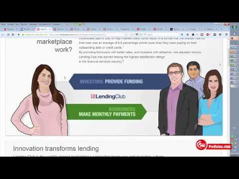 Lending Club vs Webtransfer